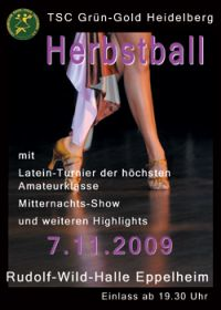 TSC-Herbstball2009
